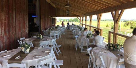 blissful barn weddings  prices  wedding venues  mi