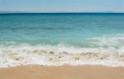Summer Seascape Sand Sea Ocean Wave Beach