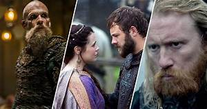 Vikings, Every, Major, Character, Ranked, By, Strength