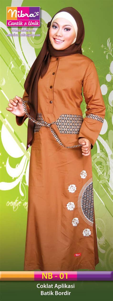Harga Gamis Merk Nibras gamis nibras model 1 harga rp 158 000 00 nibras