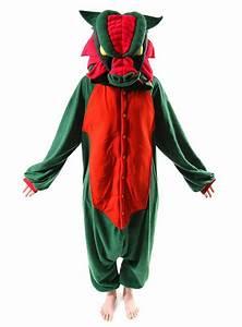Warmes Halloween Kostüm : cozysuit drache kigurumi kost m ~ Lizthompson.info Haus und Dekorationen