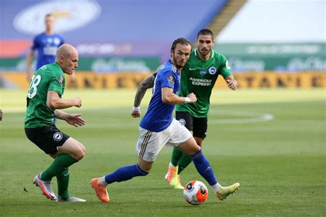 Leicester v Crystal Palace: Maddison a doubt for Foxes