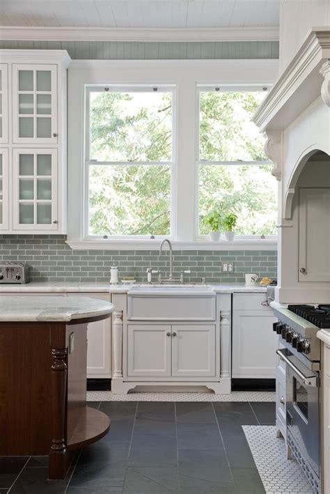white tiled kitchens kitchen with white cabinets aqua beadboard walls and aqua 1064