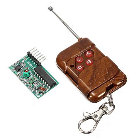 Channel Wireless Remote Control Receiver From Mmm