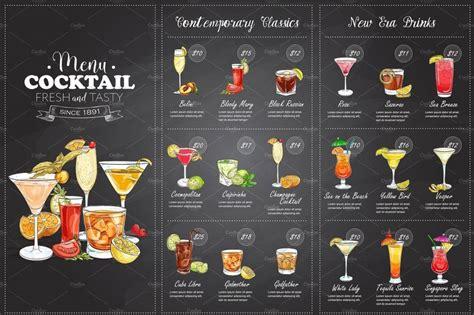 menu ideas  cocktail party designs  examples