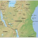 Lake Tanganyika On World Map | 1000 x 968 jpeg 577kB