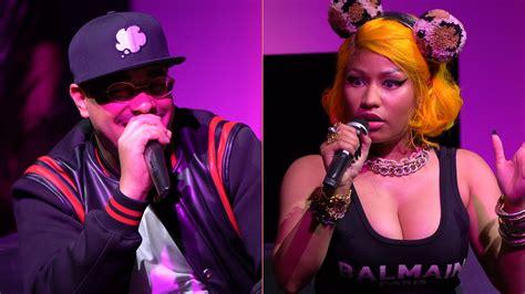 Copridivano Genius Queen : Nicki Minaj Breaks Down Her Best Lyrics With Genius In The