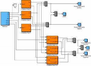 Matlab  U2013 Simulink Model For The Three
