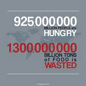 World Hunger An... Food Poverty Quotes