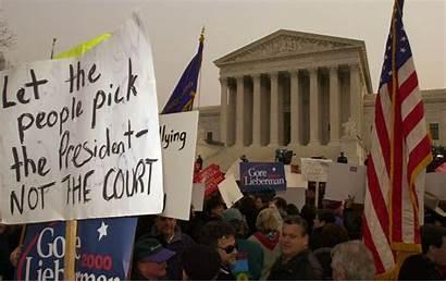 Election 2000 Court Supreme December Gore Bush