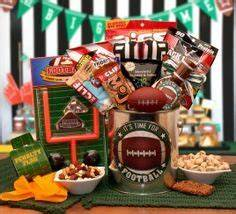 1000 ideas about Football Gift Baskets on Pinterest