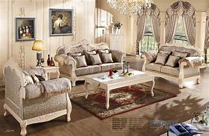 European Style Sofa Set Furniture