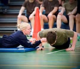 RAF Recruitment | Physical Training Instructor