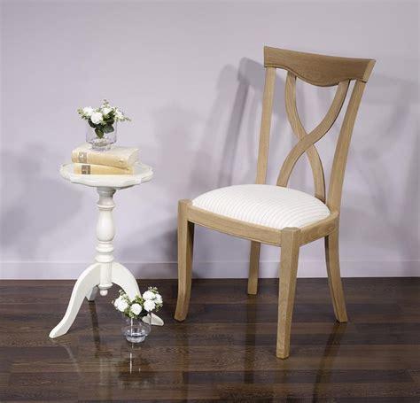 chaise en ch 234 ne massif de style louis philippe finition ch 234 ne bross 233 meuble en ch 234 ne