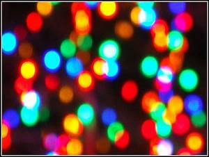 Blurry Christmas lights | Scott's Place...Images and Words