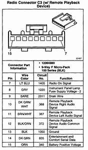 Where Can I Find A Factory Radio Wiring Diagram For 2002