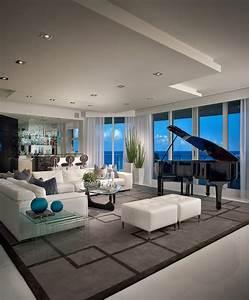 Piano na sala de estar, 16 ideias para você se inspirar