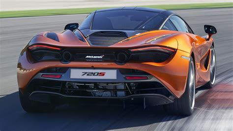 Allnew Mclaren 720s On Track Exclusive Video 2018
