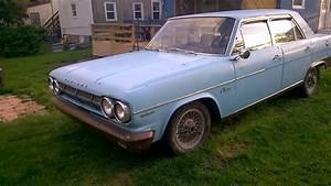 My first car!! (1965 AMC Rambler Classic 660) - YouTube