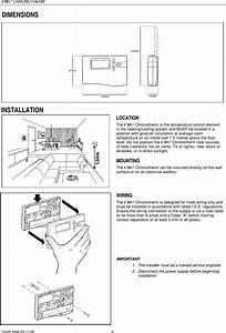 Honeywell Chronotherm Cm67 Users Manual En0r8498