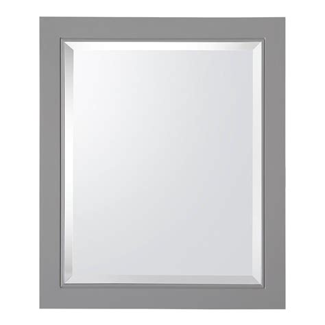 Pegasus Brushed Nickel Medicine Cabinet by Pegasus 20 In W X 26 In H Framed Recessed Or Surface