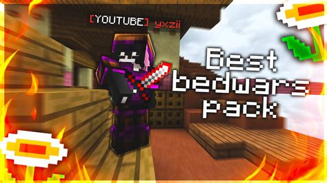 Best Bedwars Texture Pack Youtube