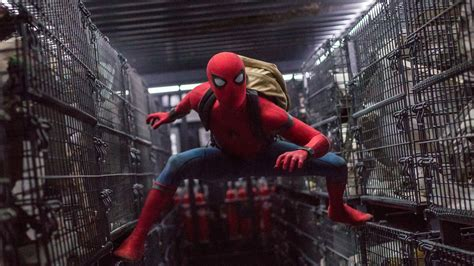 review spider man homecoming polygon