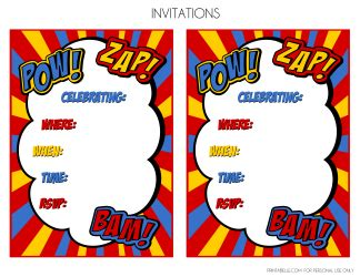 superhero party printables superhero party superman