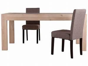 Table de séjour 180 cm CHRIS Conforama Pickture