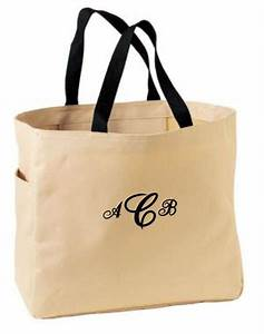 seven bridesmaid gift bridesmaids gift ideas With wedding gift tote bags