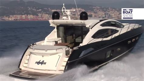 The Boat Of No Smiles by Eng Sunseeker Predator 64 Luxury Yacht Review The