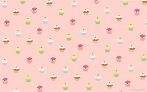 Cute Cupcake Backgrounds - Wallpaper Cave