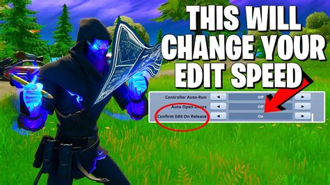 controller settings  fortnite chapter