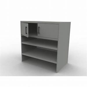 Meuble De Rangement Bas : meuble bas de cuisine sur mesure ~ Dailycaller-alerts.com Idées de Décoration