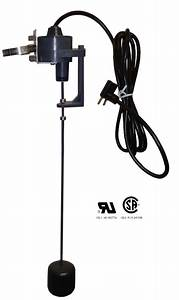 Vertical Float Switch - Wide Pumping Range
