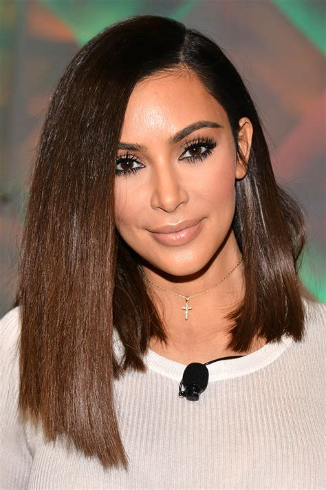 25 Best Long Bob Hairstyles Our Favorite Celebrity Lob