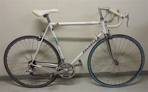 Peugeot Triathlon (1990) On Velospace, The Place For Bikes