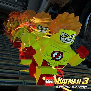 Kid Flash Revealed for LEGO Batman 3: Beyond Gotham | The ...