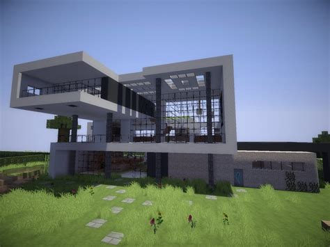 Moderne Häuser Minecraft by Minecraft H 228 User Minecraft Minecraft Haus Minecraft