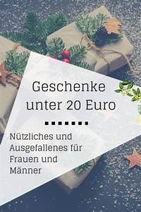 Ausgefallene Geschenke Für Frauen : geschenkideen unter 20 euro n tzliches und ausgefallenes f r frauen und m nner vivabini ~ Orissabook.com Haus und Dekorationen