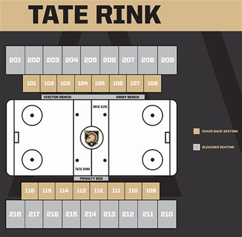 Army Online Ticket Office | Seating Charts