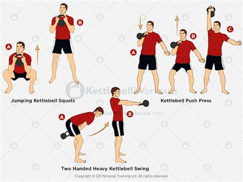 kettlebell workouts mma workout fighters explosive power strength develop hips legs during