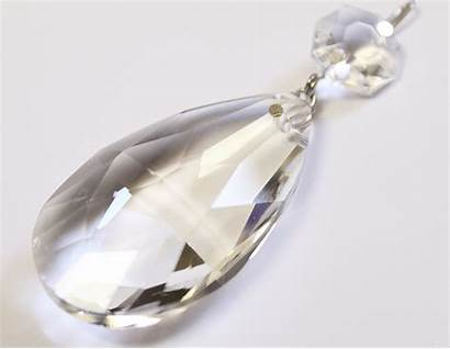 Prisms Hanging Crystals Teardrop Craft Crystal Prism
