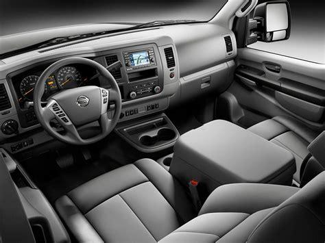 nissan van interior new 2017 nissan nv cargo nv1500 price photos reviews