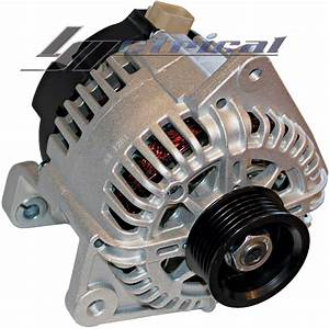 100  New Alternator For Nissan Maxima Replacement Valeo