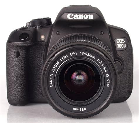 Canon Slr Canon Eos 700d Digital Slr Review