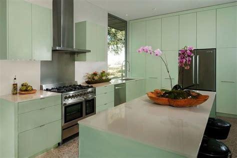 farbe für arbeitsplatte hellgr 252 ne farbe in der k 252 che mineralwerkstoff arbeitsplatte k 252 che kitchen design kitchen