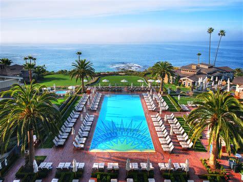 luxury hotels baltimore montage laguna condé nast traveler
