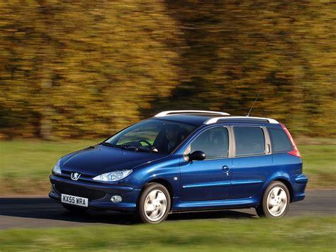 peugeot cars peugeot 206 sw specs 2002 2003 2004 2005 2006 2007