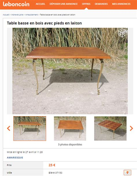 le bon coin chaise haute le bon coin table haute 28 images table rabattable